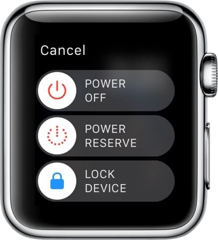 Apple-Watch-Power-Off