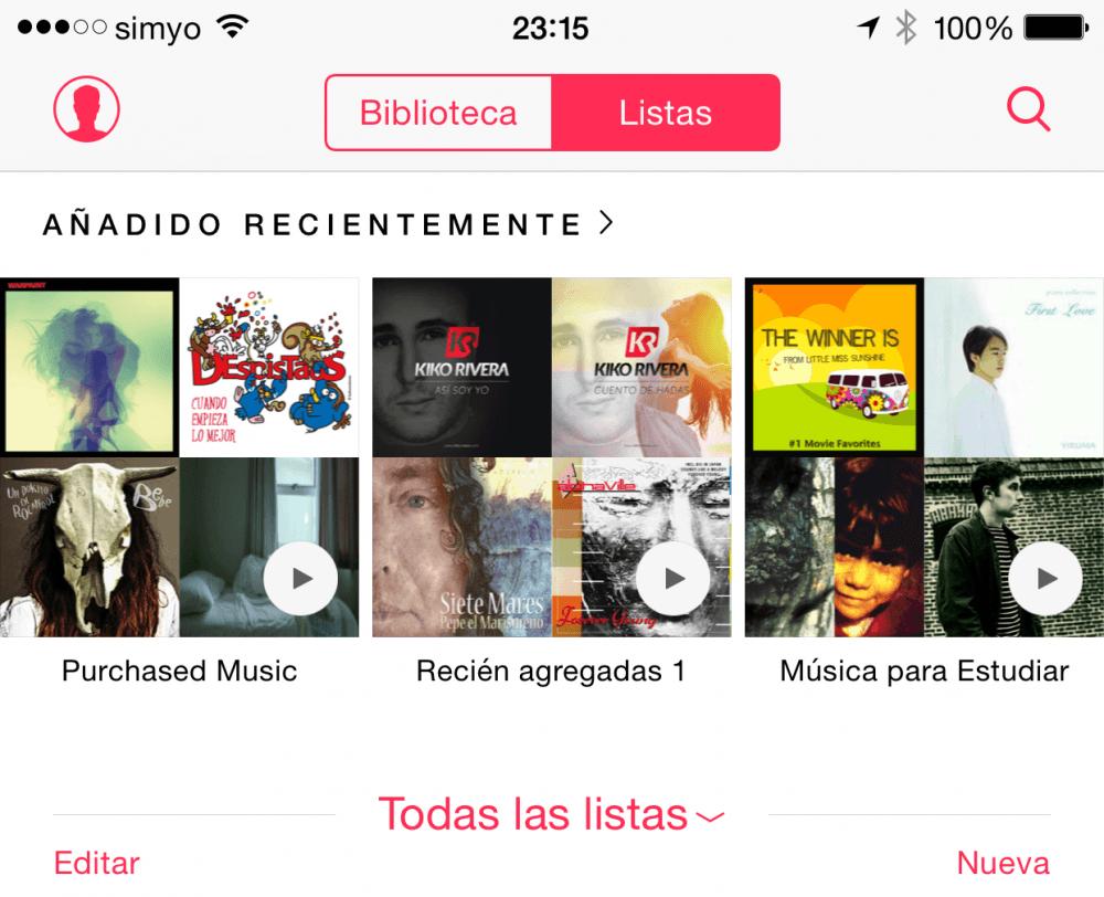 Cómo anular la renovación automática a Apple Music