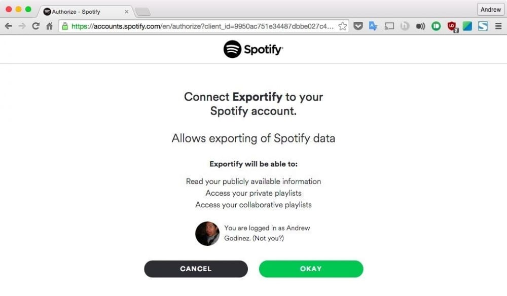 Cómo exportar listas de Spotify a Apple Music