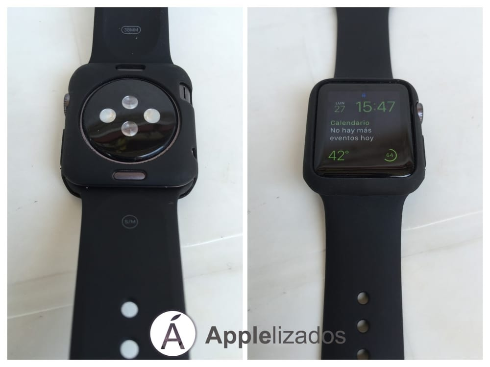 Funda Orzly para Apple Watch