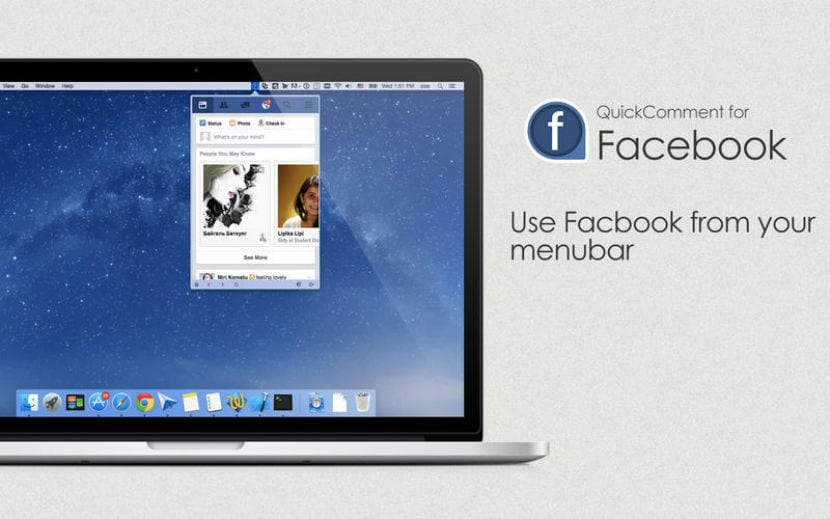 MenuTab for Facebook