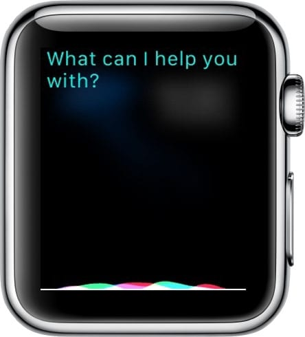 Siri-on-Apple-Watch