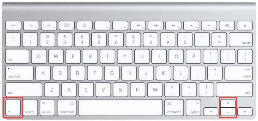 Subir-bajar-páginas-teclado-1