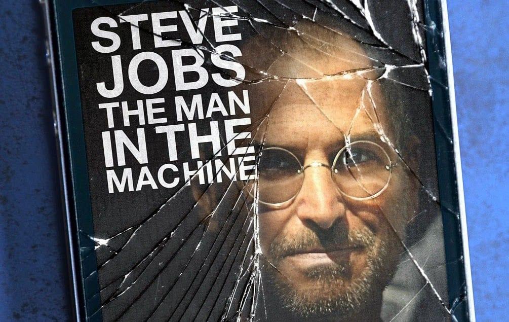 steve in the machine