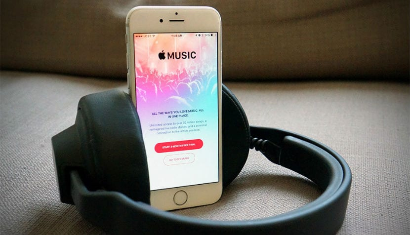 auriculares apple music iphone