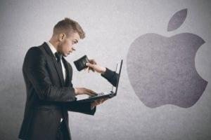 Suplantación de identidad Apple