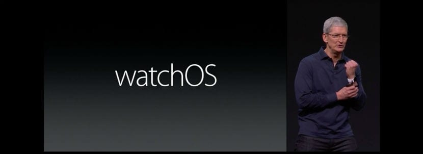 watchOS tim cook