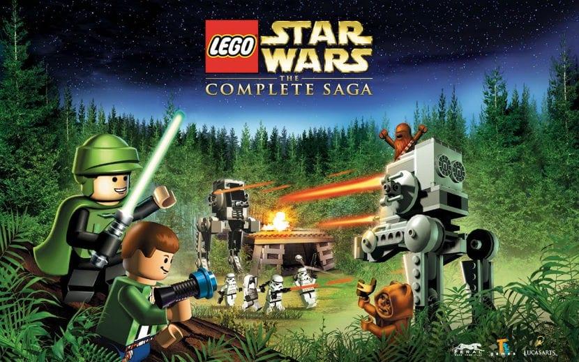 LEGO Star Wars Saga