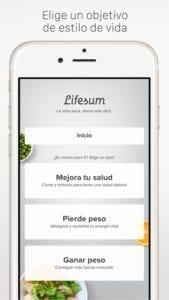 Lifesum App Store