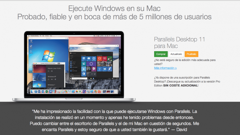 Parallels 11-windows 10-0