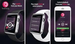Spotify en WatchOS ya existe, no oficial y limitado Watchify