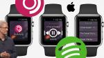 Spotify en WatchOS ya existe, no oficial y limitado Watchify2