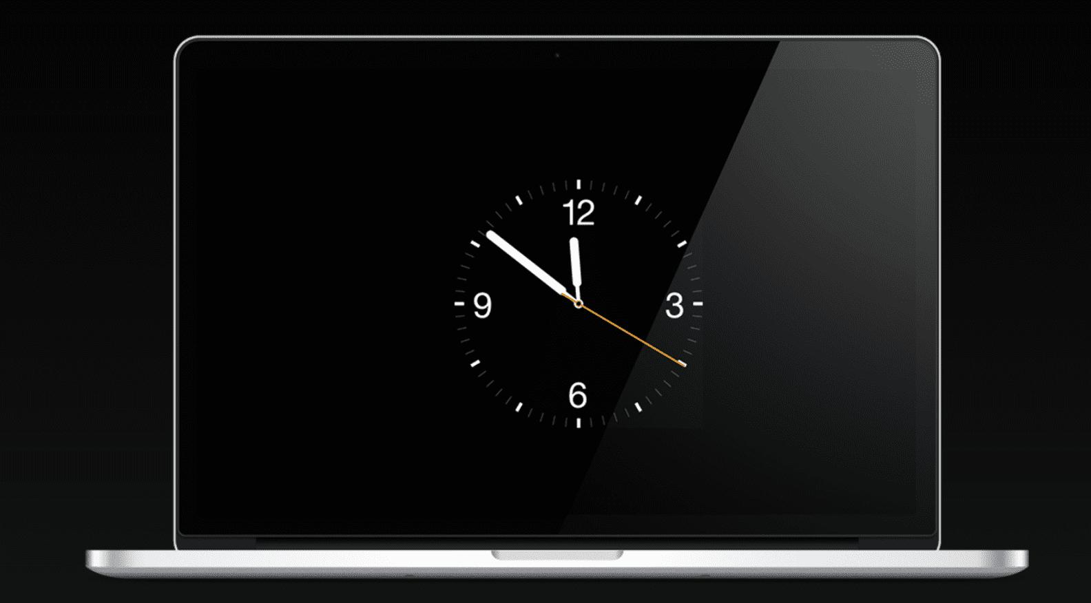 Bonito Salvapantallas Apple Watch