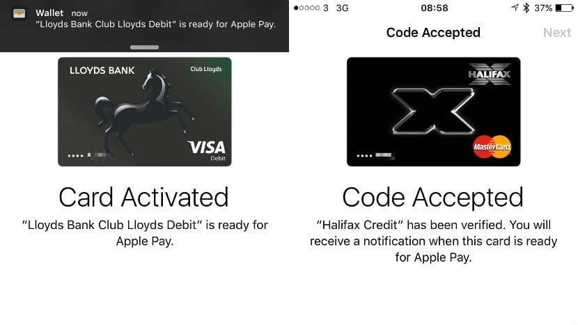 Apple Pay Halifax Lloyds