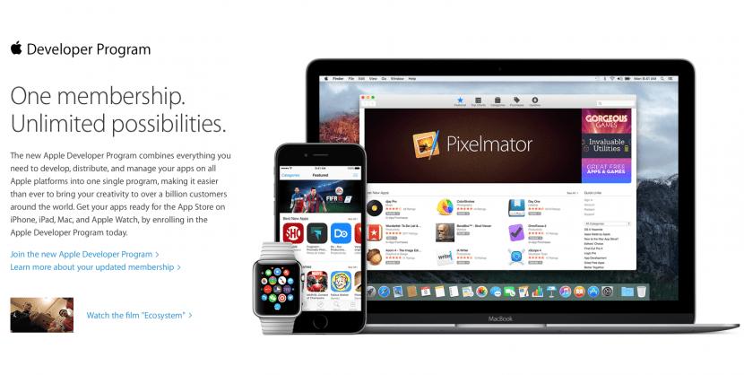 Apple aplicaciones- osx el capitan-ios 9-1