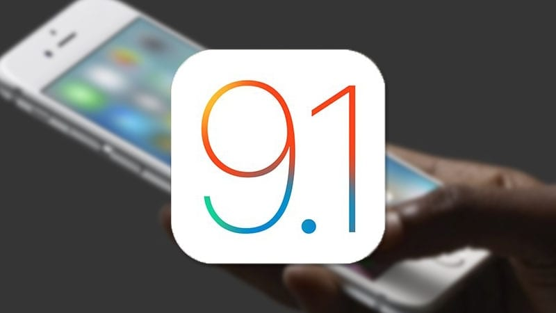 Apple libera la beta pública 2 de iOS 9.1