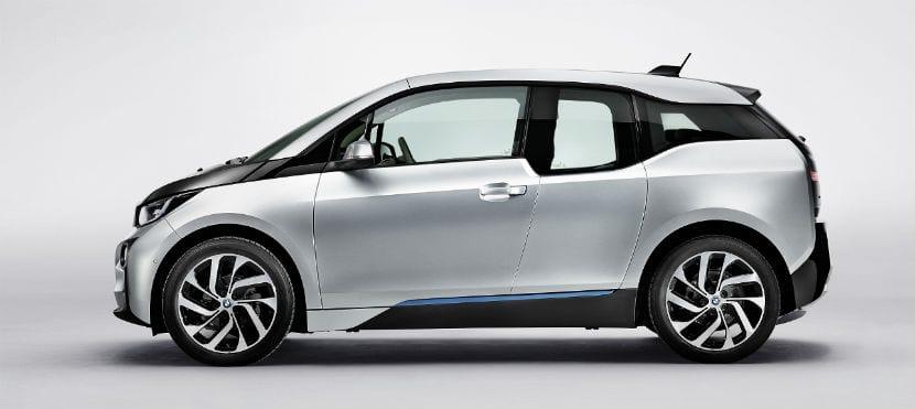 BMW i3 apple car