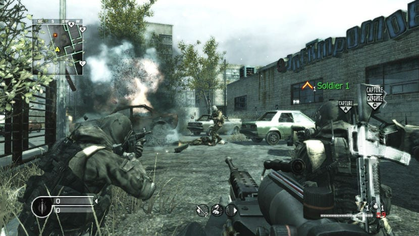 Call of Duty 4 Modern Warfare MAC