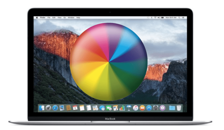 Forzar cierre aplicacion-mac-spinning ball-0