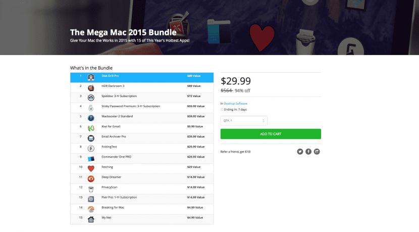 Mega Mac Bundle-oferta app-pack aplicaciones mac-1