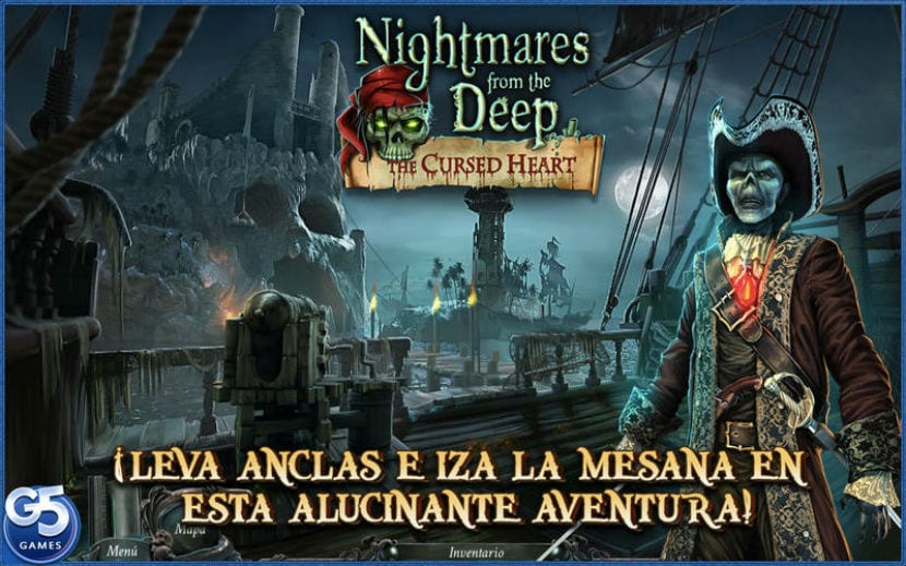 Nightmares from the Deep: The Cursed Heart, Edición de coleccionista (Full)