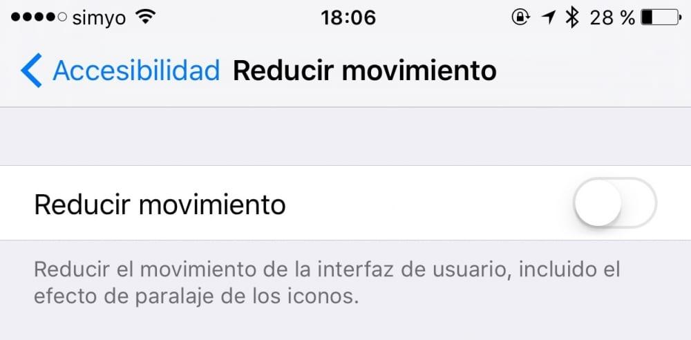acelerar iphone con iOS 9
