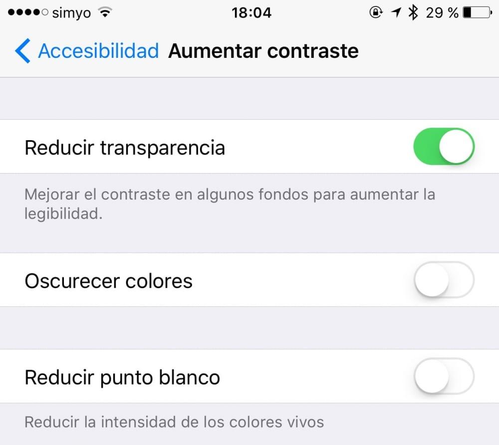 acelerar iphone iOS 9
