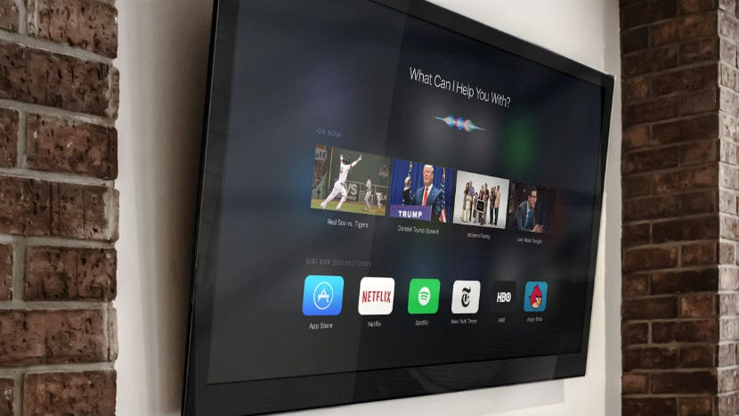 concepto apple tv 4