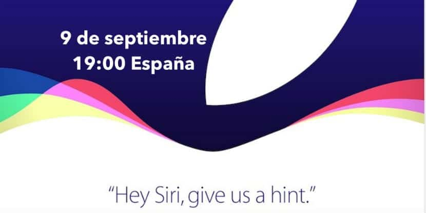 keynote apple 9 septiembre 2015