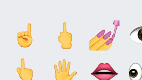peineta emoji