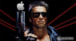 terminator apple IA