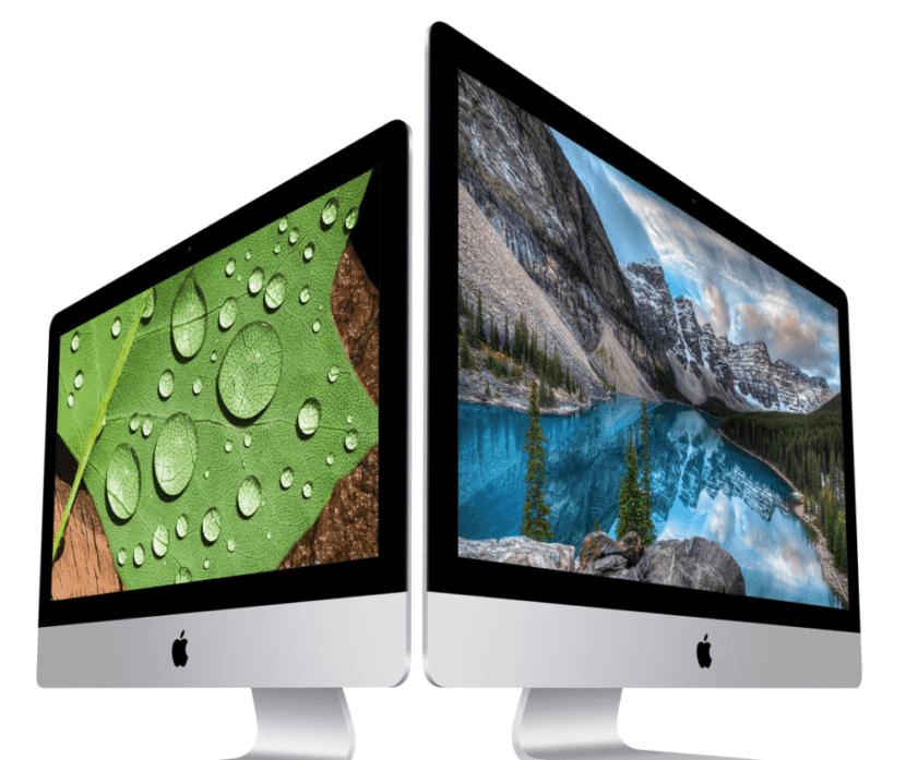 Así son los nuevos iMac de Apple y sus accesorios mágicos