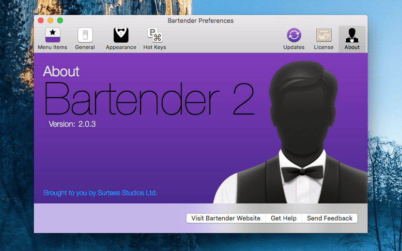 Bartender 2-menu bar-1