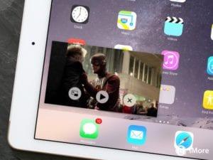 Cómo utilizar Picture in picture en tu iPad