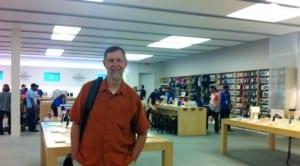 Gary Allen apple store