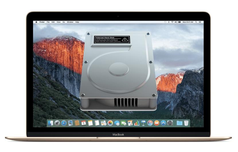 Formatear disco duro en Mac