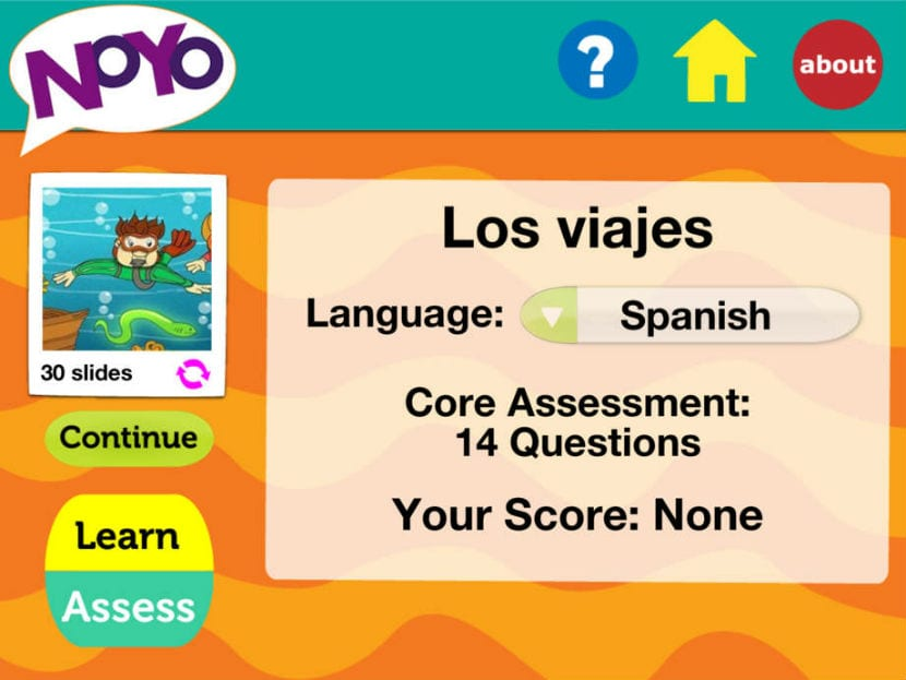 Noyo ESL for Spanish Speakers