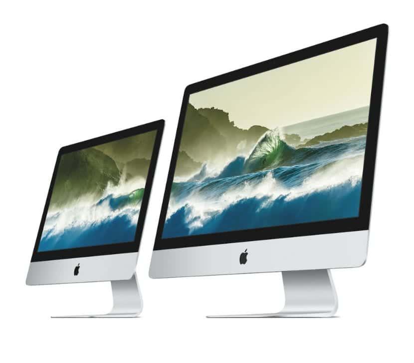 Nuevos iMacs Retina
