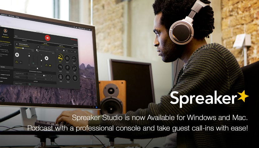 Spreaker Studio