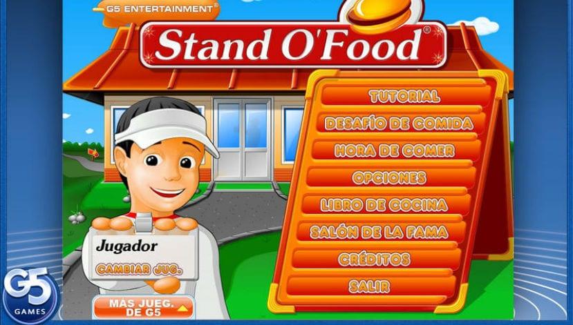 Stand O'Food