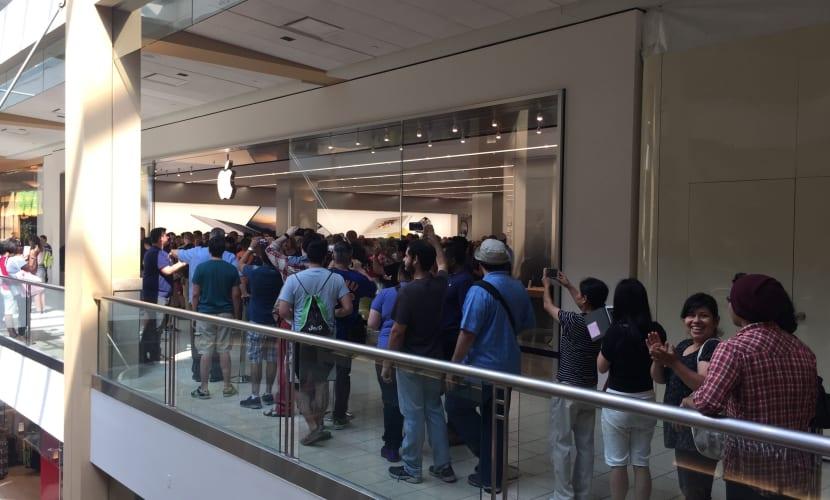 Apple Store del C.C. Queens Center