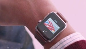 anuncios apple watch muñeca