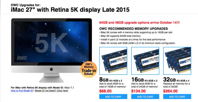 iMac 21,5 retina-Ram soldada-64Gb-1