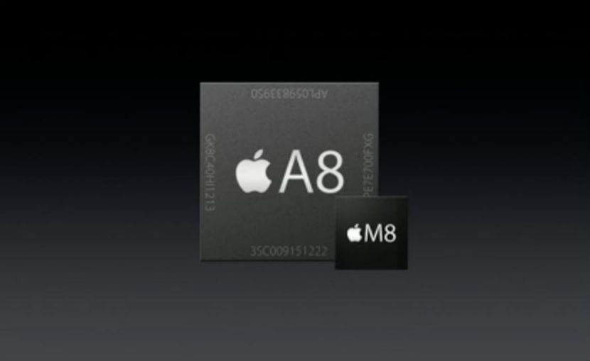 procesador A8 Apple
