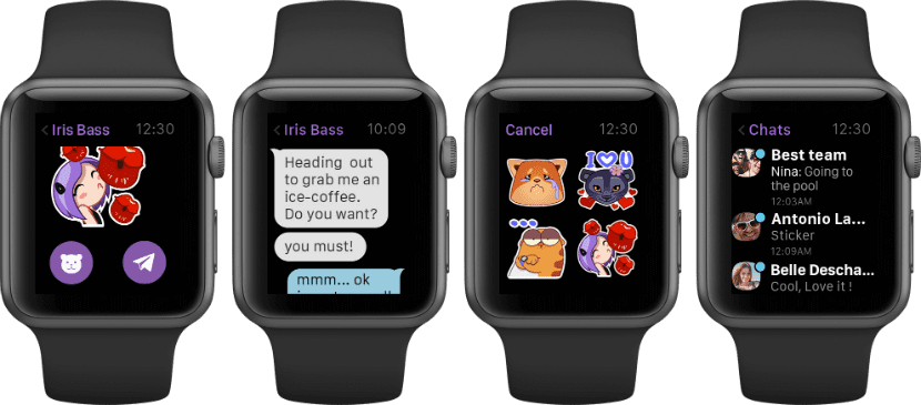 viper apple watch