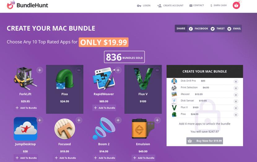 Bundle Hunt-apps-oferta-0