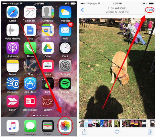 Cómo Colocar Una Live Photo En La Pantalla De Bloqueo Del Iphone Soy De Mac