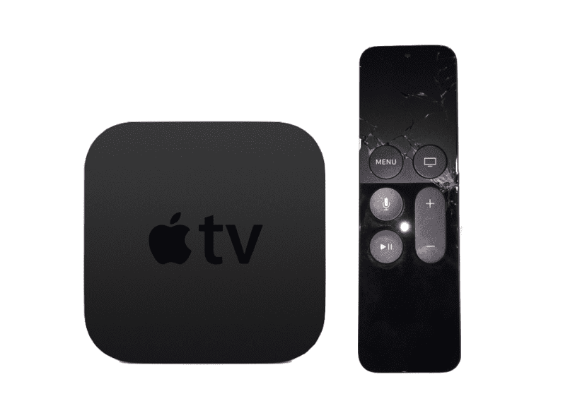 Mando roto-apple tv 4-0