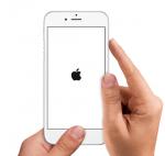 Reinicio forzado hard reset iPhone iPad