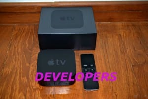 developers apple tv